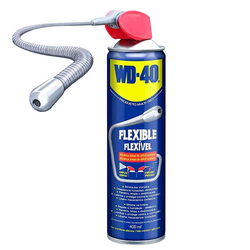 ACEITE WD-40 SPRAY FLEXIBLE 400ML