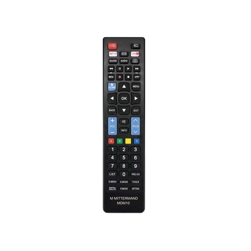 MANDO REEMPLAZO LG/SAMSUNG/SONY SMART TV