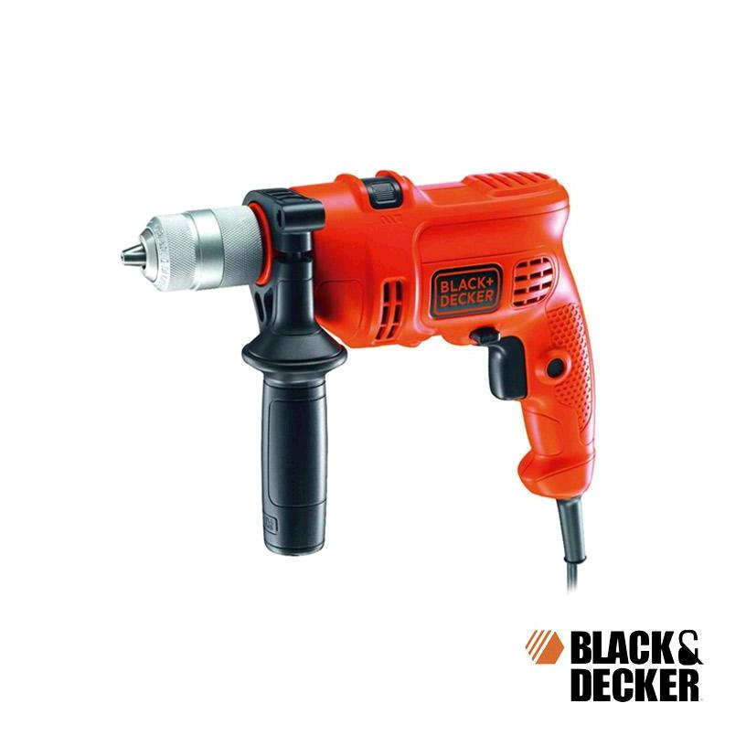 TALADRO PERCUTOR 500W BLACK DECKER
